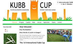 Rotary Kubb Cup
